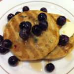 Pancakes-making them healthier without making them taste healthy