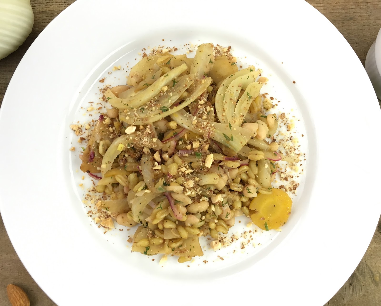 whole-grain-white-bean-and-winter-vegetable-dish-with-pickled-red-onions-2